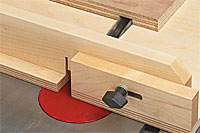 Precision Crosscut Sled Woodworking Plan