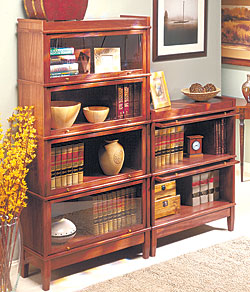 barrister bookcase Woodworking Plan