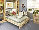 Murphy Bed Plan