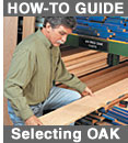How To Guide: Selecting Oak