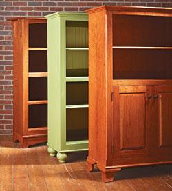3-1 Bookcase Plan
