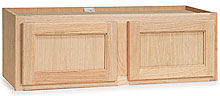 Entryway Makeover - Ktchen Cabinet