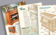 Woodworking Plan - What you Get
