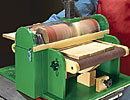 Thickness Sander Woodworking Plan