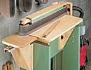 Edge Sander Woodworking Plan