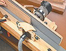 Jointer Woodworking Plan