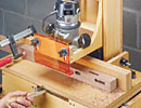 Mortising Machine Woodworking Plan